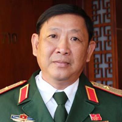 Tướng Huỳnh Chiến Thắng.