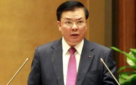 Bộ trưởng Tài chính Đinh Tiến Dũng thừa nhận điều hành ngân sách giai đoạn hiện nay rất khó khăn.