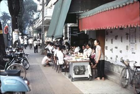 Sài Gòn xưa. Ảnh Google