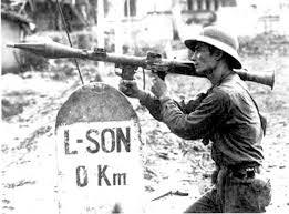 Chiến tranh biên giới Việt - Trung. Ảnh petrotimes.vn