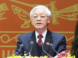 Ông Nguyễn Phú Trọng. Ảnh báo NLD