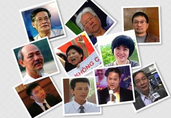 Một số ứng viên tự do