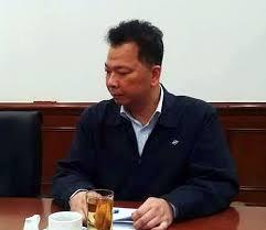 Ông Chu Xuân Phàm xin lỗi trước khi rời VN.
