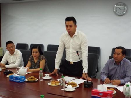 VAFI de nghi cuu Bo truong Vu Huy Hoang khuyen con roi khoi vi tri lanh dao tai Sabeco - Anh 1