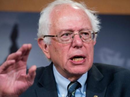 Ông Sanders. Ảnh www.cnsnews.com