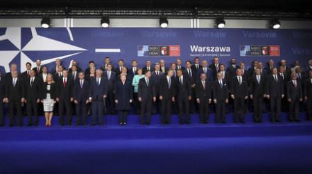 Thượng đỉnh NATO ở Warsaw 2016