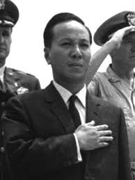 Ông Nguyễn Văn Thiệu. Ảnh Wikipedia