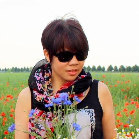 Nhà thơ Kiều Thị An Giang (Ảnh FB)