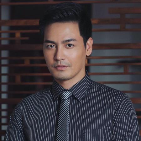 MC Phan Anh. Ảnh FB cá nhân