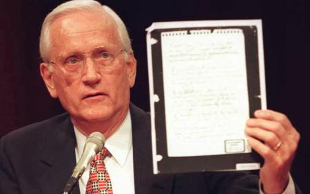 William Sessions, Giám Đốc FBI duy nhất bị TT Mỹ cách chức