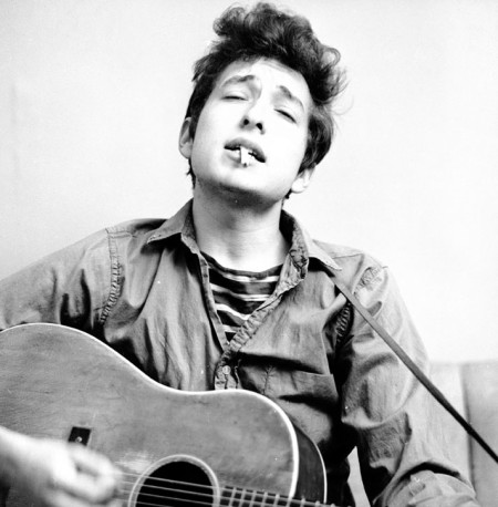 Bob Dylan. Ảnh Huffington Post