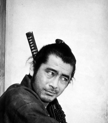 Toshiro Mifune. Ảnh www.pinterest.com