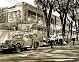 Sài Gòn xưa, ảnh minh họa (Tuổi Trẻ)