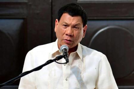 TT Philippines, ông Duterte