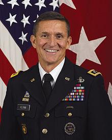 Michael Flynn. ảnh Wikipedia