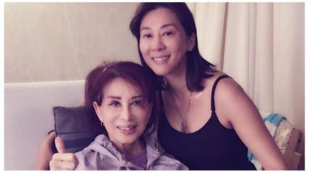 Đầu tháng 11, cô Nguyễn Cao Kỳ Duyên nói trên Facebook rằng mẹ cô vừa qua một trận ốmImage copyrightFACEBOOK NGUYEN CAO KY DUYEN