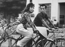 Thiếu nữ Sài Gòn xua. Ảnh mang tính minh họa. Nguồn Life