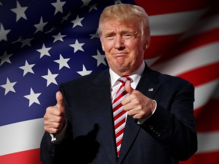 Donald Trump. Ảnh Newsweek