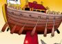 Thuyền Bát Nhã và tàu lạ
