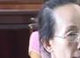 """Phụ nữ 66 tuổi bị án 11năm tù vì """"lật đổ chính quyền"""""""