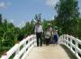 Nhóm Việt kiều xây hơn 100 chiếc cầu cho quê hương
