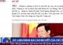 VTV chơi xỏ ông Trương Tấn Sang?